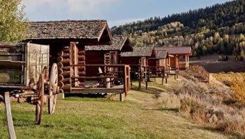 Glamping in Jackson Hole Wyoming - SeeJH com